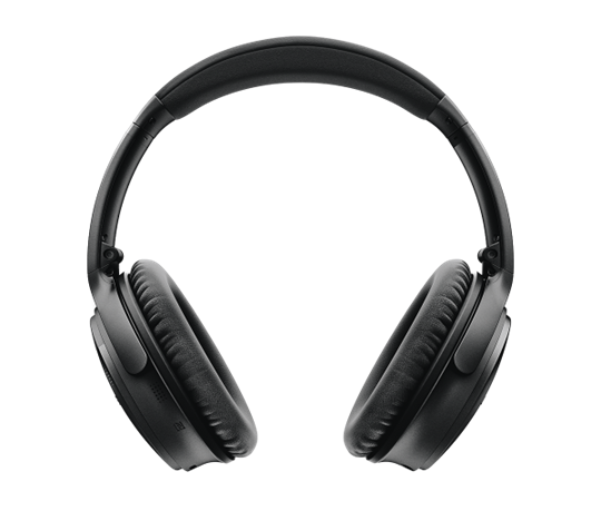 Bose QuietComfort 35 Wireless Headphones II Siyah