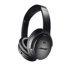 QUIETCOMFORT 35 II  WIRELESS HDPH Siyah WW  Bose QuietComfort 35 Wireless Headphones II Siyah